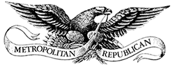 The Metropolitan Republican Club Logo